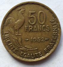 France 50 Francs 1952 coin