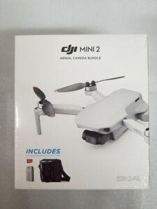 DJI Mini 2 Aerial Camera Bundle Includes MicroSD card, mini bag, extra battery