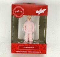 "NEW A Christmas Story Ralphie Parker 3"" Holiday Ornament Hallmark 2020"