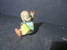 Hummel Goebel Porcelain Figurine Angel With Accordion 238 B Tmk 5 Germany M70 Qq