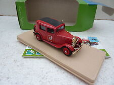 Macchina Miniatura Eligor PEUGEOT 201 1931 Nera Ref1016
