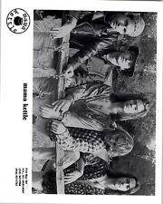 RARE Original Press Photo of Mama Kettle a Hard Rock Band