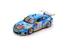 43DA03 Spark:1/43 Porsche 911 GT3RS #66 Winner 24HRS. Daytona 2003 J.Bergmeister