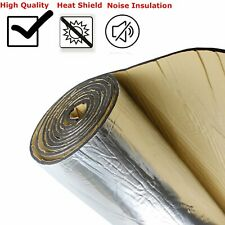 Easy Install To Car Floor Board Trunk Sound Deadener Audio Thermal  Block 40Sqft