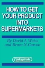 How to Get Your Products into Supermarkets