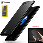 iPhone 8 / 7 Plus Case, BASEUS Ultra Thin Slim Matte Hard Back Cover For Apple
