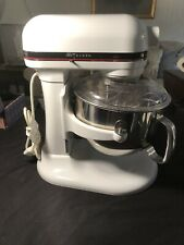 Kitchenaid White KP2671XWH Professional 6 Quart Stand Mixer