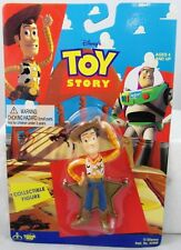 Toy Story collectible WOODY figure 1995 Thinkway Disney Pixar MINT