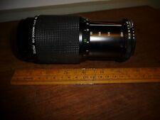 Vintage Nikon fit N/AI Vivitar 80-200mm Lens / Vivitar 80-200 1:4.5 MC Zoom lens
