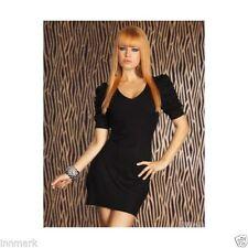 Wool Blend V-Neck Plus Size Dresses for Women