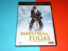 MAESTRO EN FUGAS / The Escape Artist - Precintada