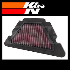 K&N Air Filter Replacement Motorcycle Air Filter for Yamaha FZ6R / XJ6| YA-6009