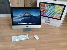 "Apple iMac 21.5"" 4K Retina Display,i5  3.0GHz,16gbram,1tb hdd  June, 2017"