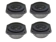 4 Genuine Yamaha NS 10M, NS-10M, Tweeters Factory JA0518A, XC712AA0 (4-Pack)