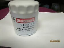 Genuine Motorcraft Professional Engine Oil Filter FL-910S BE8Z-6731-AB FREE SHIP