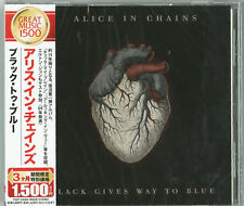 ALICE IN CHAINS Black Gives Way To Blue CD JAPAN NEW SEALED TOCP-54384 s5134