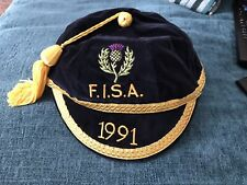 Scottish International Rowing Cap