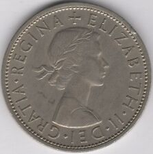 1958 Elizabeth II Half Crown | British Coins | Pennies2Pounds