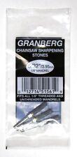 "Granberg Chainsaw Sharpener Threaded Grinding Stones (3-Pack) 5/32""        94528"