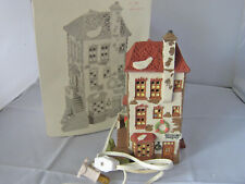 "Department 56 Retired Dickens' Village Series ""C.H. Watt Physician� 1990 w/ Box"