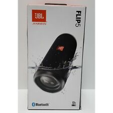 JBL Flip 5 Waterproof Portable Rechargeable Bluetooth Speaker (A)