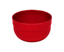 "Emile Henry  Made In France Mixing Bowl, 6.8"", Burgundy Red"