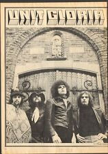 UNIT GLORIA Robert Long 1970 PEP Claude Vanheye NEDERPOP