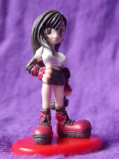 "FINAL FANTASY Vll Tifa Lockhart / 2"" 5cm PVC FIGURE COCA COLA GIFT / UK Despatch"