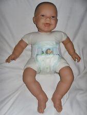 Traumdolls Doro Dolls Babypuppe Ronny 54 cm mit Windel Baby Puppen Spielpuppen