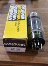 Sylvania 6DQ5  Vacuum Tube