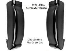 1999 2000 2001 2002 2003 2005 2006 GMC Sierra Chev Silverado Cab Corners Crew