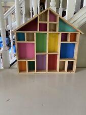 Curio Shelf Doll House Shelf Knickknack Shelf