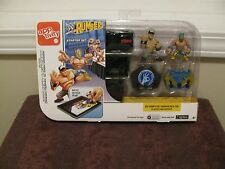 "Apptivity WRumblers  Starter Kit John Cena & Sin Cara ""Battle On Your iPad"" New"