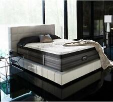 "Simmons Beautyrest Black Hybrid Alcove 13.5"" Plush Mattress"