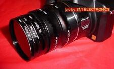 FILTER KIT 52mm SET UV CPL FLD to Camera Camcorder, Lens Sigma 30mm f/1.4 DC DN