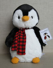 Aurora World Destination Nation Plush Black/White Penguin Limited Edition 13''H