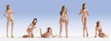 Noch 15958 Nude Artists Models HO Gauge Figures Set