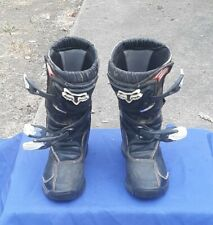 FOX YOUTH COMP 5 MOTOCROSS BOOTS Racing Size Y3 35 EU