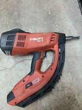 Hilti Gx3 X M40 G3 Power Actuated Gas Powered Nail Gun Orange