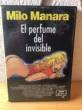 El Perfume del invisible DVD rare