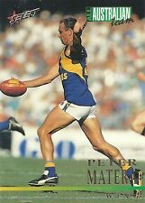 Peter Matera 1995 Select All Australian  AA 8