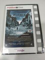 El Pianista Roman Polanski Adrien Brody - DVD Español Region 2 Nueva