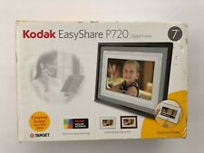 "Kodak EasyShare P720 7"" Digital Picture Frame Brand New / Factory Sealed"