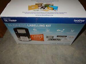 Brother QL-700 High Speed Professional Thermal Label Printer QL700 (NEW) #F270