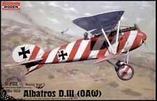Roden 1/32 Albatros D III OAW WWI German BiPlane Fighter  ROD608