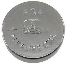 AG4, 1.5v Alkaline battery - Card of 10    ( 28E051 )