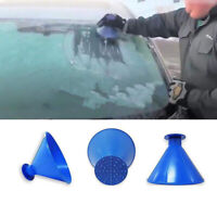 Magic Scrape Auto Runder Eiskratzer Car Windshield Scraper Eis Schnee Eiskratzer