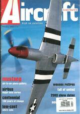 AIRCRAFT ILLUSTRATED FEB 03 RAF WESTLAND WESSEX_USAF TPS_BULGARIAN AF_P-51_A340