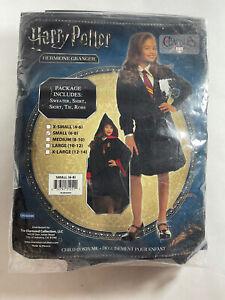 Hermione Granger Gryffindor Uniform Kid's & Adult Cosplay  Costume Halloween 6-8