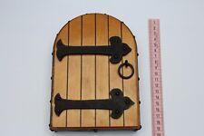 Vintage alte Schlüsselkasten Schlüsselschrank Schlüsselbox holz
